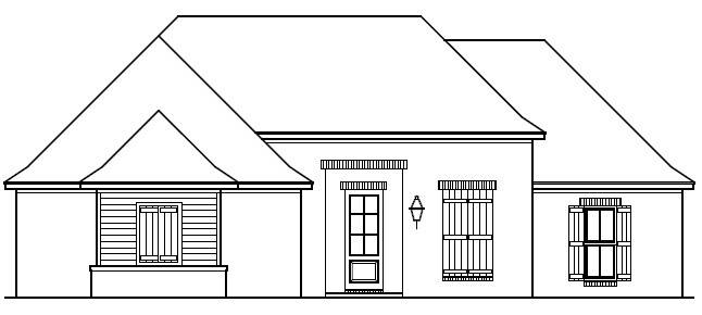 220 CCD Lot 10 - front elevation