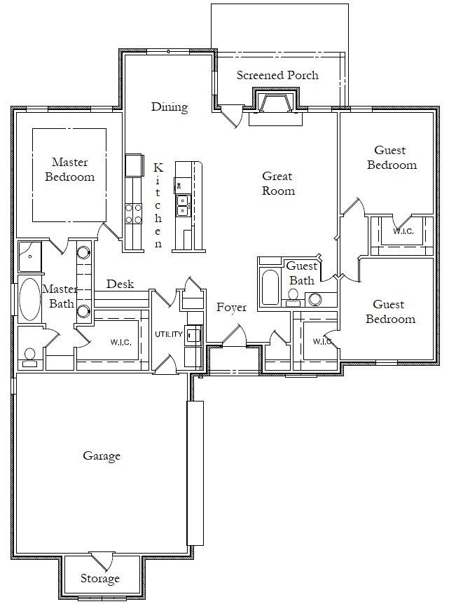 220 CCD Lot 10 room layout